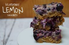 These blueberry treats look delicious! Looking forward to blueberry season this year!