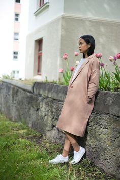 Elin Coat from ARV design