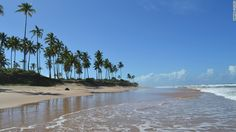 It has more than 600 miles of white-sand, palm-trimmed shores.