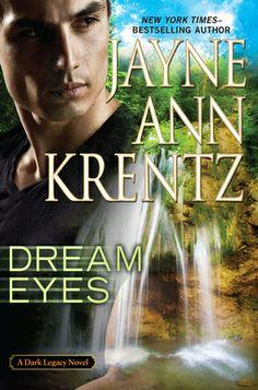 Cover Reveal: Dream Eyes (Dark Legacy #2) by Jayne Ann Krentz. Coming 1/8/13