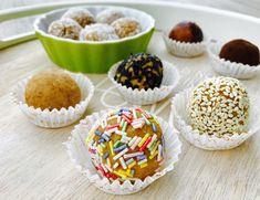Dát si něco sladkého nemusí znamenat zákusek, koláč nebo čokoládu. Může to znamenat bonbón. Ne ovšem z cukru, ale z cizrny ...