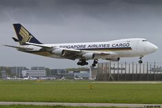 https://flic.kr/p/u54rHJ | EHAM 09 mai 2015 Boeing 747 Singapore Airlines Cargo 9V-SFM