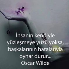 Wise Quotes, Words Quotes, Sayings, Good Sentences, Strong Love, Oscar Wilde, Meaningful Quotes, Cool Words, Favorite Quotes