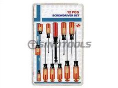 12pcs Screwdriver Set  #Screwdriver #Tools #SINOTOOLS
