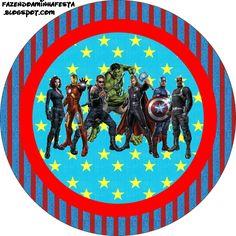 Imprimibles de los Vengadores 2. | Ideas y material gratis para fiestas y celebraciones Oh My Fiesta!