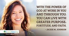 Living Empowered: Discovering the Power of God in Everyday Life http://www.drjamesdobson.org/blogs/living-single-blog/living-single/2016/05/15/living-empowered-discovering-the-power-of-god-in-everyday-life?sc=FPN