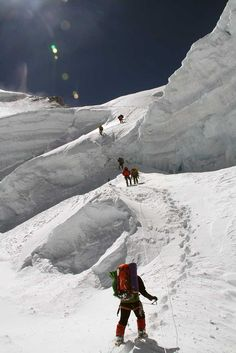 An amazing adventure to central Nepal - Manaslu is the eighth highest mountain in the world.