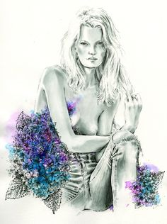 Personal Work 2011 by Nicole Guice, via Behance