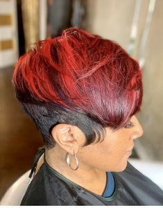Dope Hairstyles, Cute Hairstyles For Short Hair, Pretty Hairstyles, Short Hair Cuts, Short Hair Styles, Stylish Short Hair, Honey Hair, Hair Affair, Hair Today