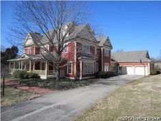 One of the prettiest homes I've ever sold - surrounded by hundreds of acres, wonderful front porch. Simply gorgeous. SOLD!