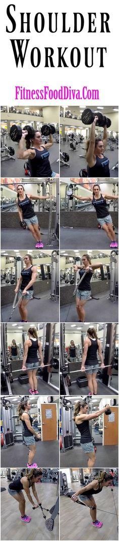 New Shoulder Workout!!