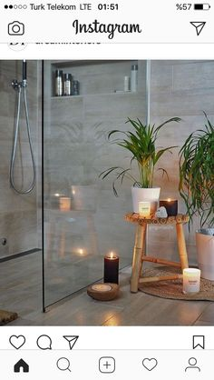 Beautiful tile & & Source by The post Nice tile appeared first on The most beatiful home designs. Modern Bathroom Decor, Bathroom Interior Design, Interior Design Living Room, Interior Decorating, Bathroom Trends, Small Bathroom, Interior Simple, Interior And Exterior, Bathroom Inspiration