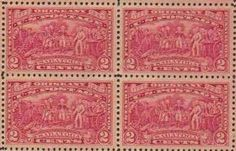 Saratoga Set of 4 x 2 Cent US Postage Stamps NEW Scot 644 . $39.95. Saratoga Set of 4 x 2 Cent US Postage Stamps NEW Scot 644