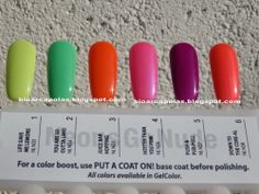 Opi 2014 Summer Collection - Neos Go Nude