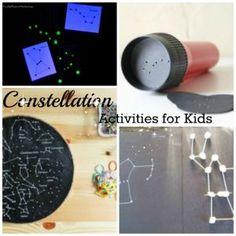 Constellation Activities for Kids