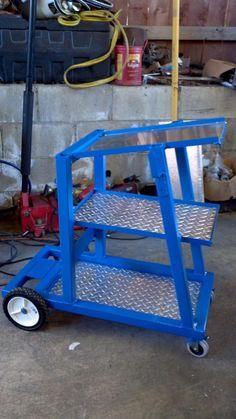 welding table plans or ideas Welding Classes, Welding Jobs, Welding Projects, Welding Ideas, Diy Projects, Welding Cart Plans, Metal Projects, Blacksmith Projects, Shielded Metal Arc Welding