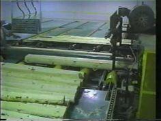 TS Manufacturing Twin Circular Sawmill - YouTube