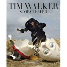 """""""Tim Walker : Story Teller"""", de Tim Walker, éd. Thames & Hudson, 256 p., 60 euros. Disponible en octobre 2012"""