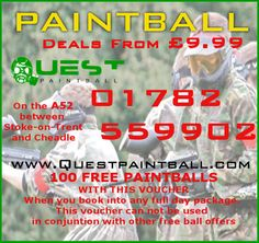 quest paintball