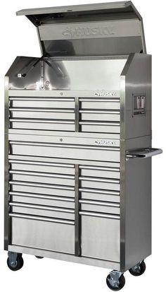 Lovely Husky 5 Drawer tool Cabinet