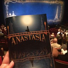 Anastasia starring Christy Altomare - soon to hit Broadway!