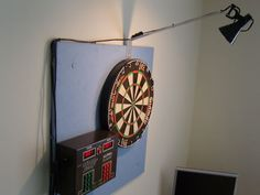 Dart Board Spot Lights Darts Weights Diana & Dartboard Light - http://www.crackformen.com/dartboard-light ... azcodes.com