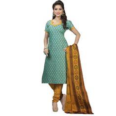 Diyastyle Buy Shree Ganesh Cotton dress materials - Diya Style Mega Wholesale online Shop for womens clothing