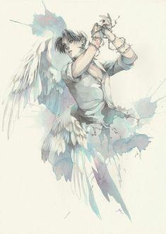 Immagini di Levi Ackerman |Shingeki no Kyojin| - Wings - Wattpad