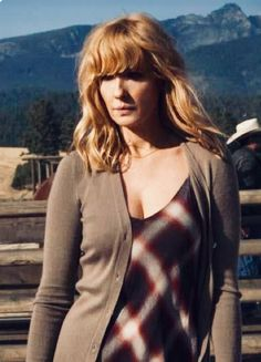 Country Girl Style, Country Girls, Western Style, Lovely Girl Image, Girls Image, Kelly Reilly, Cole Hauser, Sweet Dress, Plaid Dress