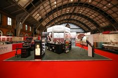 Exhibition Stands, Trade Show, Art Deco, Building, Design, Buildings, Design Comics, Construction, Architectural Engineering