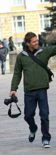 Paul Walker - He loved photography