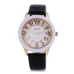 KEZZI K - 974 Women Quartz Watch #women, #men, #hats, #watches, #belts, #fashion