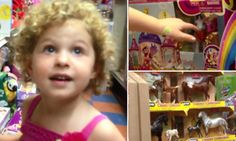 Little girl, 3, 'breaks up' with her dad over My Little Pony toy