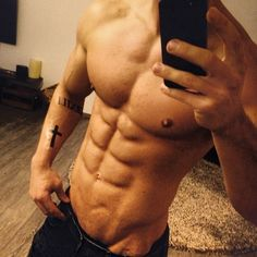 Male Fitness and Motivation Perfect Abs, Im Not Perfect, Muscle Body, Muscle Men, Keep Fit, Just Friends, Physical Fitness, Male Fitness, Build Muscle