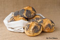 Poppy Seed Dampers.