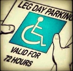 Less people would skip legs day if this was real!