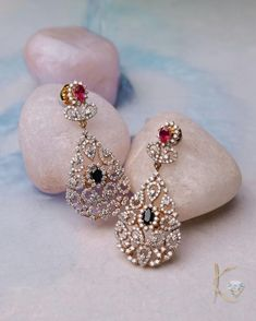17 Trendy Gold & Diamond Jewellery Pieces To Look Regal! • South India Jewels