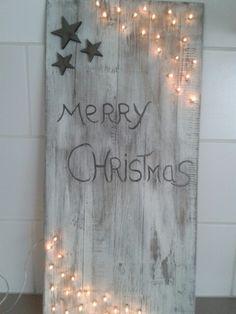 Creatief voor kerst!