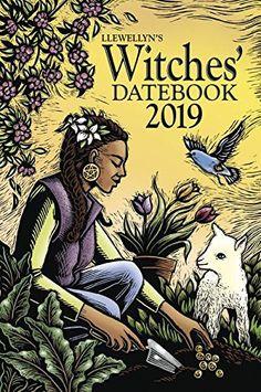 Llewellyn's 2019 Witches' Datebook by Llewellyn