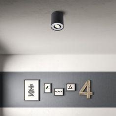 SLV Asto Decken-Spot 4-flammige Deckenlampe Lampe Deckenstrahler Spot schwenkbar