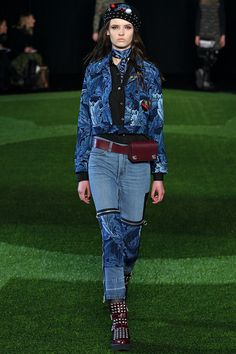 Jean Stories Presents the Top 10 Denim Looks of Fall 2015 – Vogue