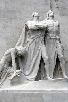 Canadian National Vimy Memorial After Restoration [DVA]