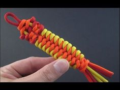 How to Make the Long Dragon Bar Key Fob by TIAT