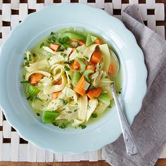 Chicken and Noodles By Ree Drummond