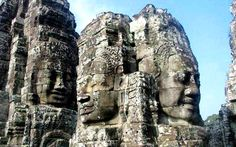 Image from http://worldin1001view.com/wp-content/uploads/2012/08/bayon-temple-Giant-smile-stone_angkor-wat.jpg.