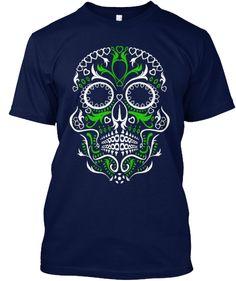 Sugar Skull Shirts | Teespring