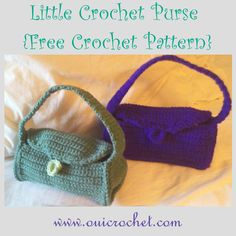 The green one would be great for my crochet hooks, needles, markers, etc. free written pattern