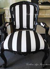 french chair black and white - Google zoeken