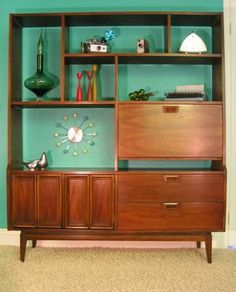 Now this is an entertainment center I can love!