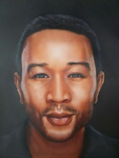 Jimmy Thompsom #Artist #Acrylic #OriginalPainting #JohnLegend #Perfprmer #pianist #singer http://jmythompson.com/ He is a self-taught artist born in Los Angeles and raised in Oceanside Ca, where he now lives with his wife and daughter.  Colored People® Network is a private global multicultural artistic community. All rights are reserved by the artists who created the works referenced herein. @jthompsonart